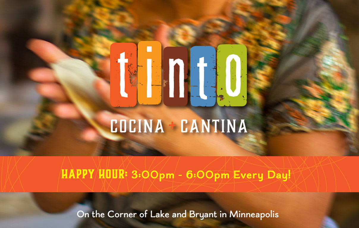 Tinto Homepage Banner